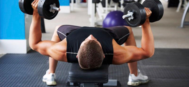 técnicas avançadas de musculação