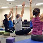 Benefícios das aulas de ginástica laboral no aumento da produtividade