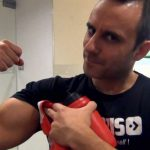 Treino de musculação com Rui Unas + Entrevista