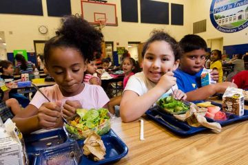 Lanches saudáveis que as crianças podem levar para a escola