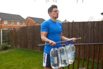 exercícios para tríceps e biceps