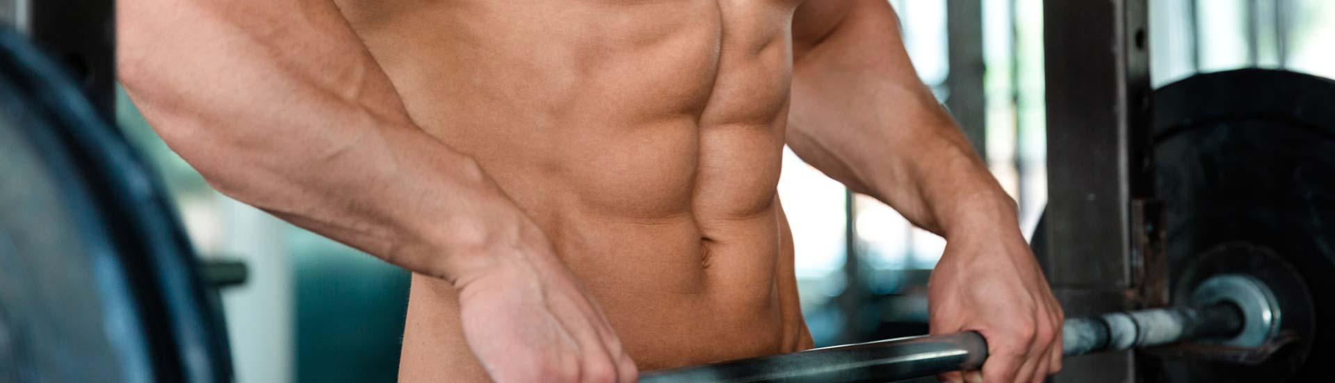 Treino de hipertrofia para abdominais