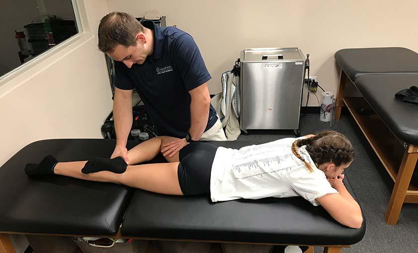 A massagem pode aumentar a performance desportiva?