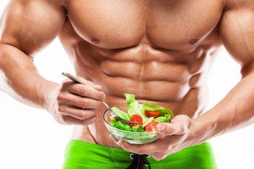 Como fazer uma dieta para ganhar massa muscular/peso
