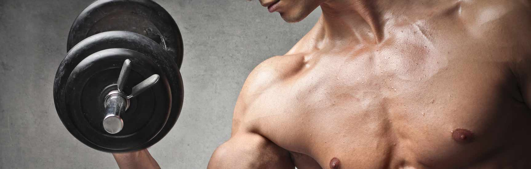 Anabolizantes naturais aumentam testosterona e massa muscular?
