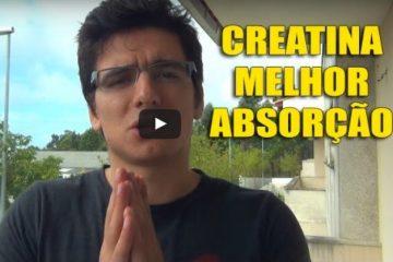 vídeo sobre a creatina