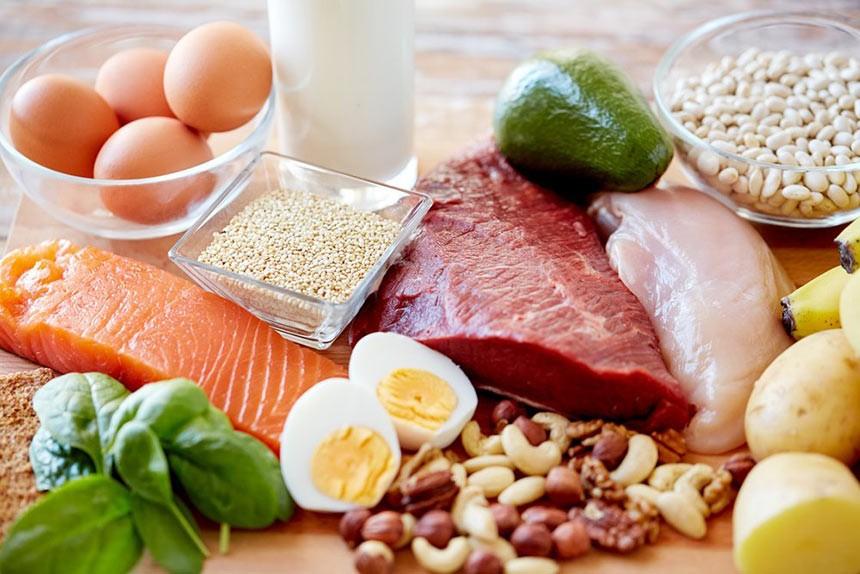 Quanta proteína tomar por dia?
