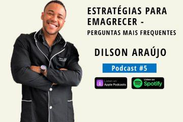 podcast dilson araújo